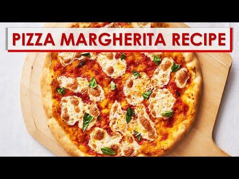 Pizza Margherita Recipe