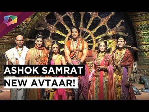 Checkout the post leap introduction of Chakravartin Ashok Samrat