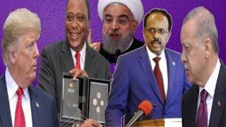 Warar Deg Deg Ah Dalal Hurinaya Xiisada Kenya & Somalia,Itoobiya Oo Qasbaysa S/Land