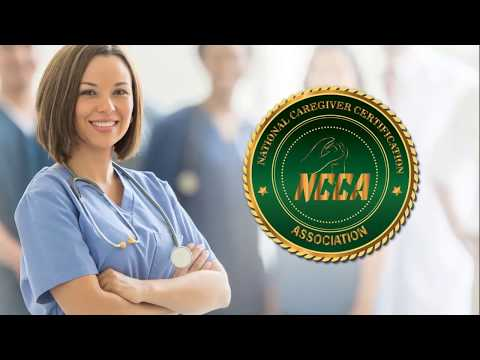 Caregiver Certification Course Online - National ... - YouTube