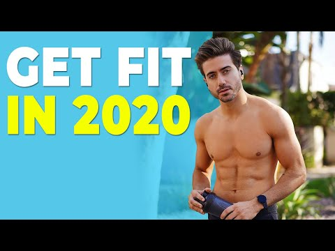 5 Ways to Start a HEALTHY Lifestyle in 2020 l Alex Costa