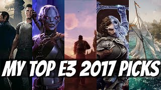 The Best Games From E3 2017 That I