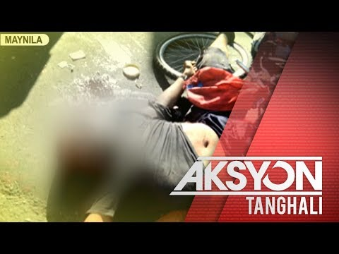 [News5]  Security guard sa Maynila, patay sa pananagasa