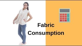 Fabric Consumption And How We Can Measure Fabric Consumption From A Basic T-shirt ? Bangla 2018