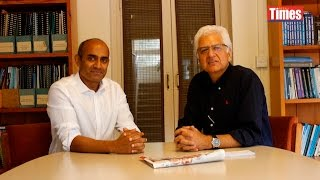 WATCH Nepali Times editor interviews our Nepal country rep George Varughese on