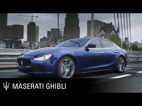 #MaseratiGhibli Fascination video