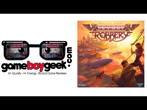 The Game Boy Geek Reviews Skyway Robbery