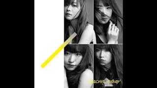 AKB48 Jiwaru DAYS (ジワるDAYS) Instrumental