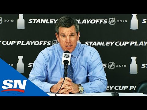 Mike Sullivan Talks Penguins Disappointing Playoff Exit
