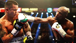Floyd Mayweather Jr. vs Marcos Maidana - Highlights (Amazing FIGHT)