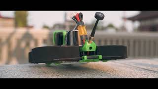 IFlight Green Hornet 3Inch CineWhoop 4S FPV Racing RC Drone