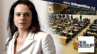 'É um direito do cidadão saber quem está contra e quem está a favor de suas pretensões', diz Janaína