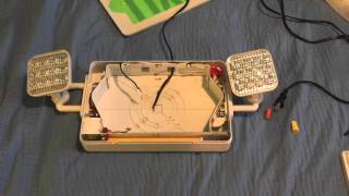 How To Wire An Exit Sign