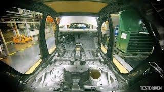 2014 SEAT Leon ST Production