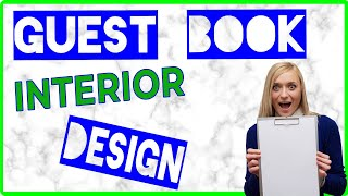 How to Create a Baby Shower Guest Book Interior in Affinity Publisher | Low Content Book Publishing