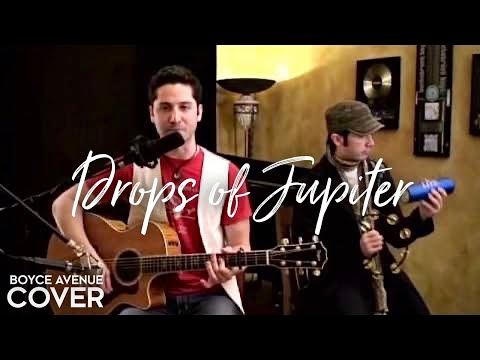 Train Drops Of Jupiter Boyce Avenue Acoustic Cover On Itunes