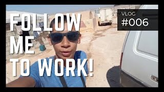 preview picture of video 'My Work Day - Live Updates From Syria BTS - Vlog 6'