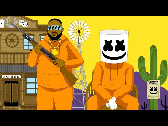 Back In Time (Feat. Carnage) - MARSHMELLO