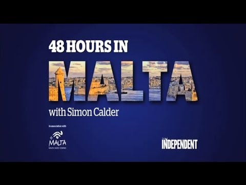 48 Hours in Malta with Simon Calder