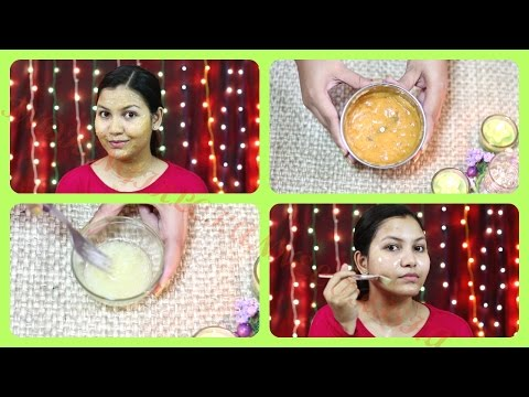 Mask ng oatmeal sa mukha video