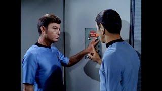 Spock - McCoy banter and friendship Part 4