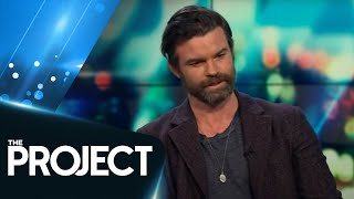 Kiwi Heart-throb Daniel Gillies Talks About Life On The Vampire Diaries | The Project