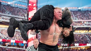 Every Roman Reigns vs. Brock Lesnar match: WWE Playlist