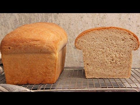 HONEY WHEAT BREAD (PANTRY BASICS)
