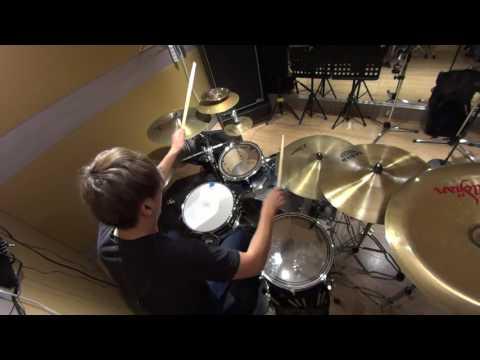 あなたの楽曲にドラム付けます ロック、ポップス、変拍子、変わりものお任せください イメージ1