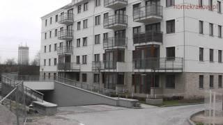 preview picture of video 'Osiedle Kuźnica Kołłątajowska Kraków'