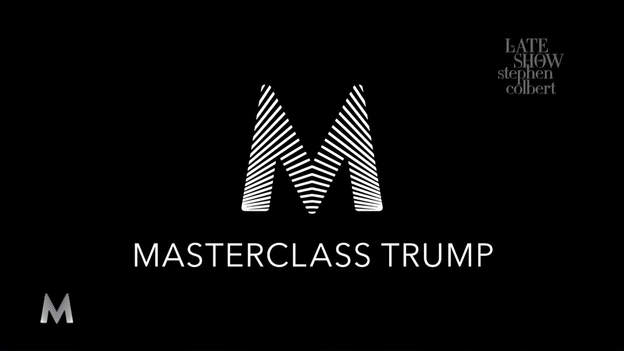 Donald Trump's Masterclass: Another Thing Nobody Asked For thumbnail