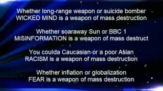 Faithless - Mass Destruction (Lyrics)