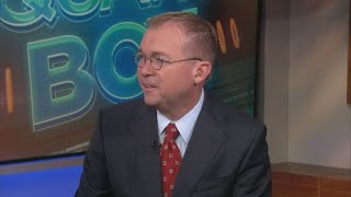 Watch CNBC's full interview with OMB's Mick Mulvaney