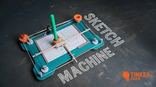 Make A Sketch Machine - Tinker Crate Project