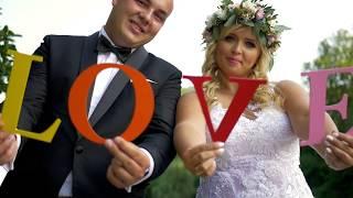 Roksana i Arkadiusz / Teledysk ślubny 2018 / Black Rose Pilica