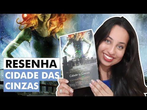 Cidade das Cinzas - Cassandra Clare | Karina Nascimento | Paraíso dos livros