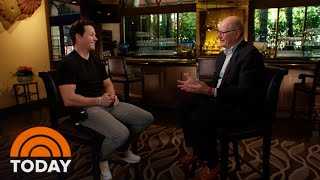 Watch Mark Wahlberg's Full Interview With Harry Smith | TODAY