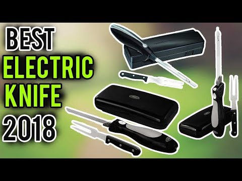 6 Best Electric knife| best electric fillet knife