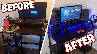 I Helped My Brother Build His Dream Gaming Setup Building The Ultimate Gaming Setup On A BUDGET 2020