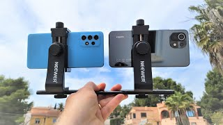 Samsung A52 5G vs Xiaomi Mi 11 Lite Camera Comparison