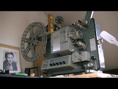 Projecteur 16mm Hortson T70.