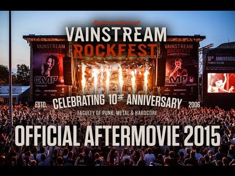 Vainstream Rockfest 2016 video
