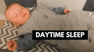 PUTTING MY BABY ON A NAP SCHEDULE   SLEEP TRAINING 101