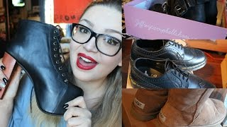 Huge Shoes Haul | JEFFREY CAMPBELL, UGG, DR. MARTENS♡