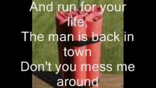 AC/DC - TNT(with lyrics)