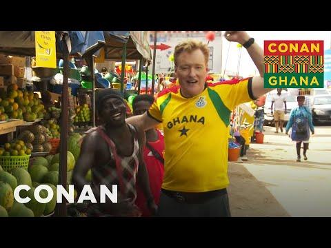 Conan v Ghaně #2: V ulicích Akkry