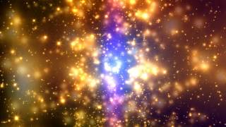 4K FREE Beautiful Animated Wallpaper ✲ Colorful Spinning Stars ✲ Moving Background