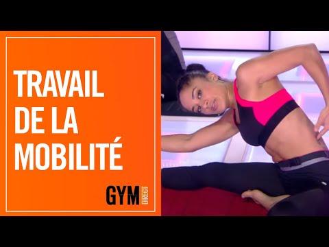 TRAVAILLEZ LA MOBILITÉ - GYM DIRECT