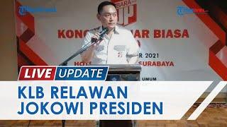 Hasil KLB Barisan Relawan Jokowi di Surabaya, Gianto Wijaya Jadi Ketua Baru Gantikan Viktor Sirait