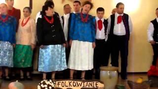 preview picture of video 'Folklorystyczny Zespół Integracyjny - Folkowianie. Grzawa, wrzesień 2013. Cz. 1'